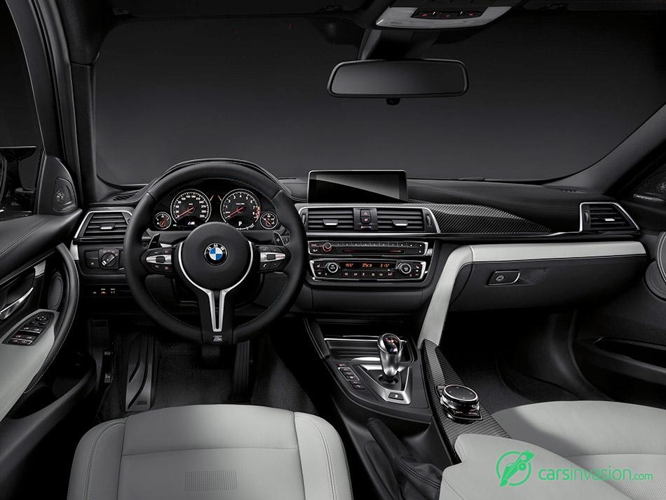 2016 BMW M3 Sedan Interior