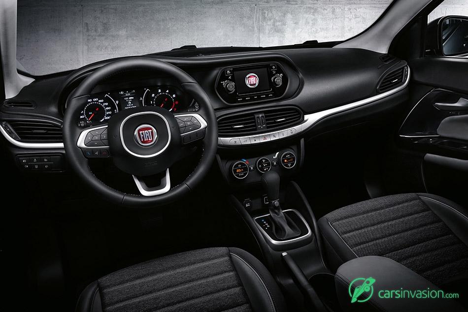 2016 Fiat Aegea Interior