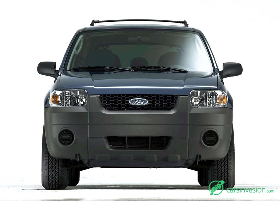 2005 Ford Escape Front