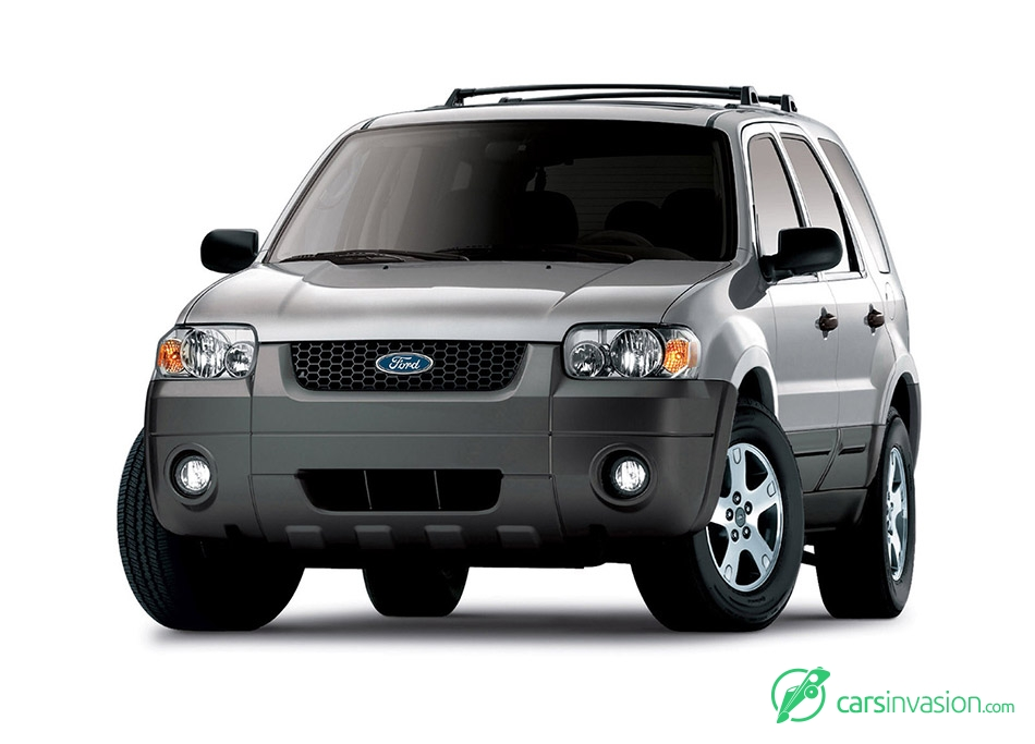 2006 Ford Escape Front Angle