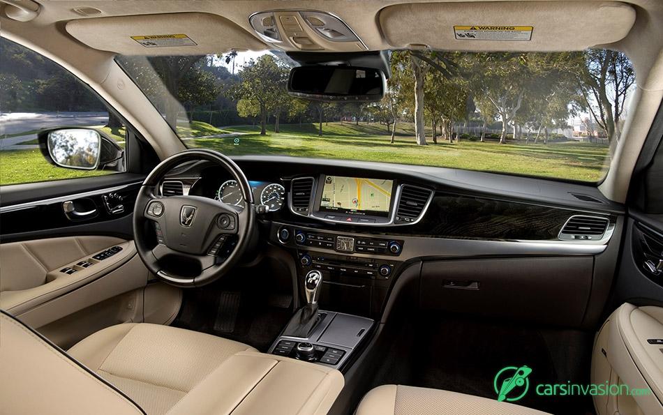 2016 Hyundai Equus Hd Pictures Carsinvasion Com