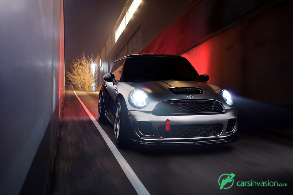 2015 Krumm-Performance MINI John Cooper Works Front Angle
