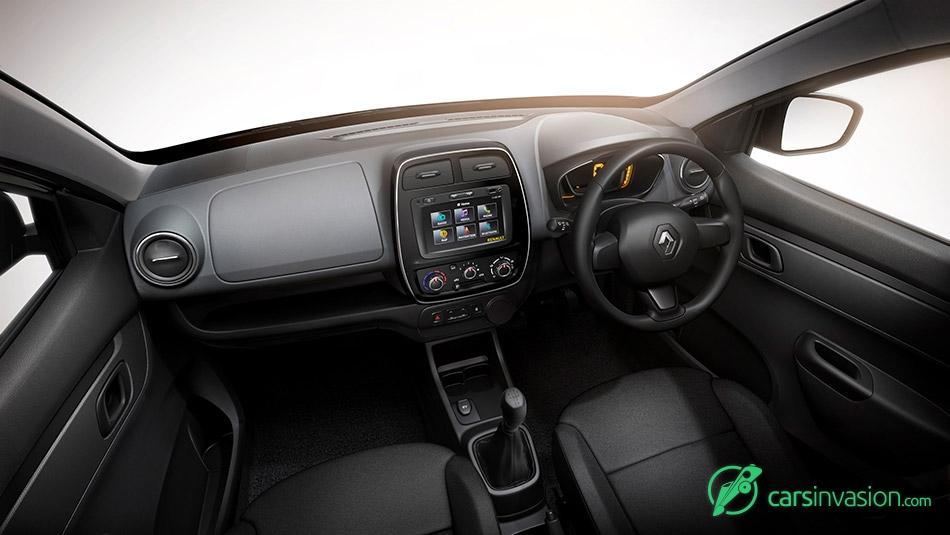 2015 Renault KWID Interior
