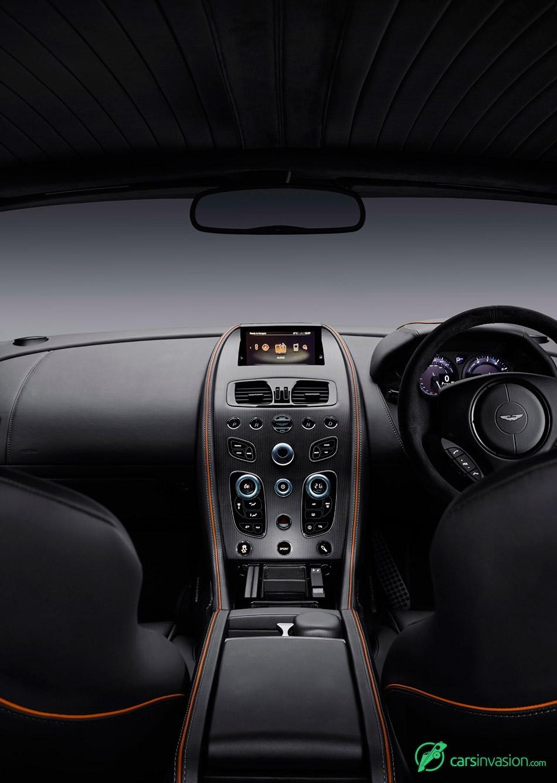 2016 Aston Martin DB9 GT Interior