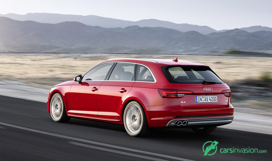 2016 Audi A4 Avant Hd Pictures Carsinvasion