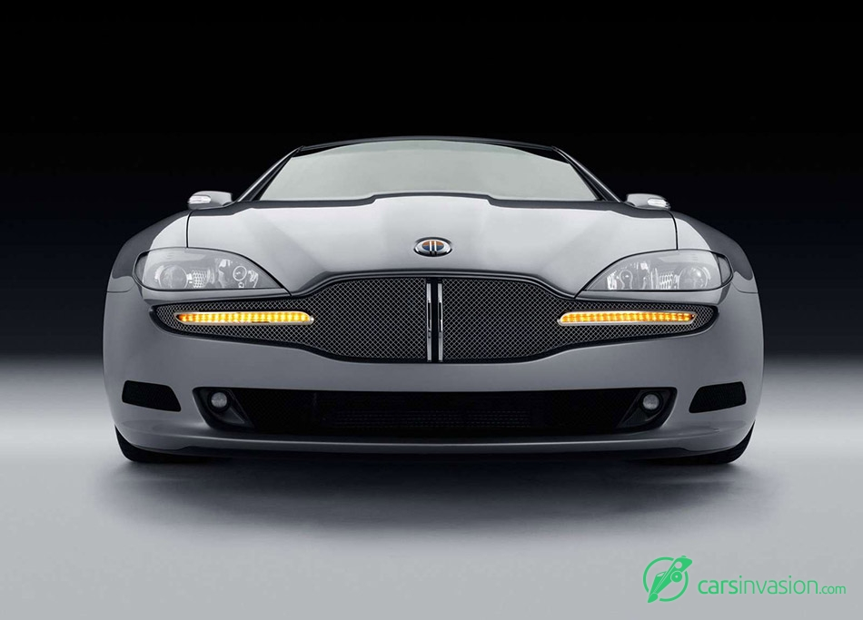 2006 Fisker Tramonto Front Angle