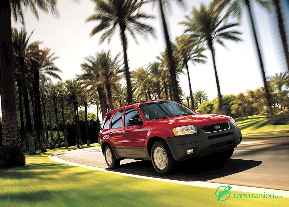 2003 Ford Escape Front Angle