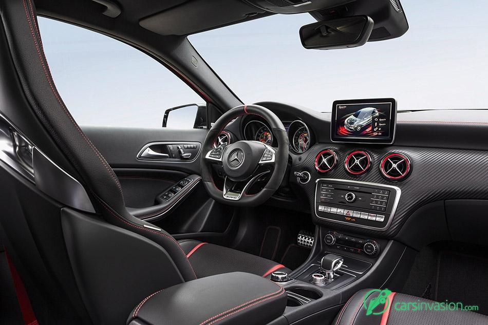 2016 Mercedes-Benz A45 AMG 4Matic Interior