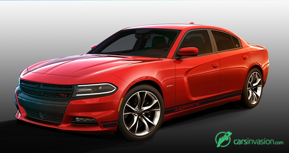 2015 Mopar Dodge Charger RT 15 Performance Kits Front Angle