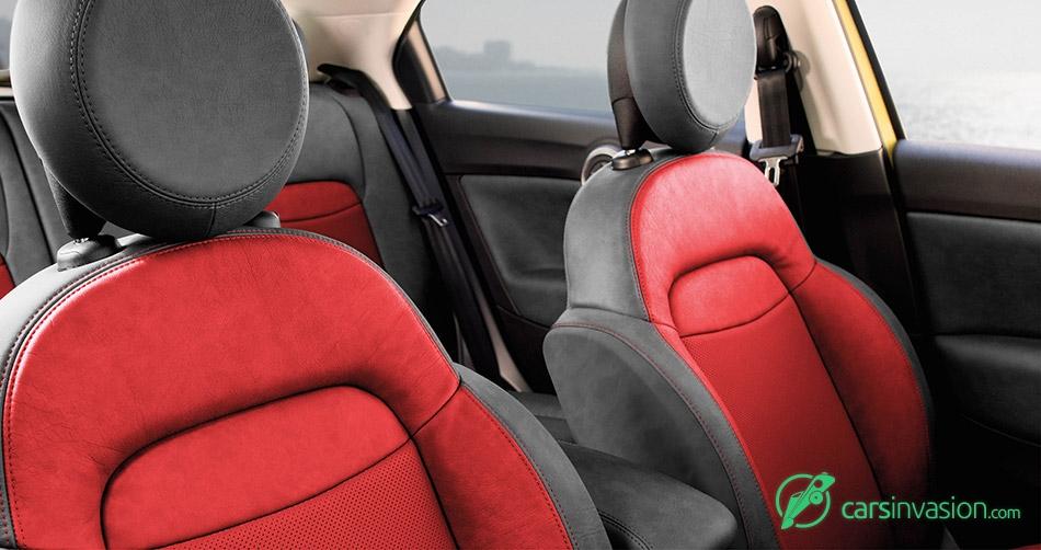 2016 Mopar Fiat Interior