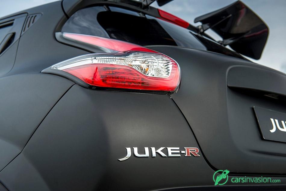 2015 Nissan Juke-R 2.0 Concept Rear