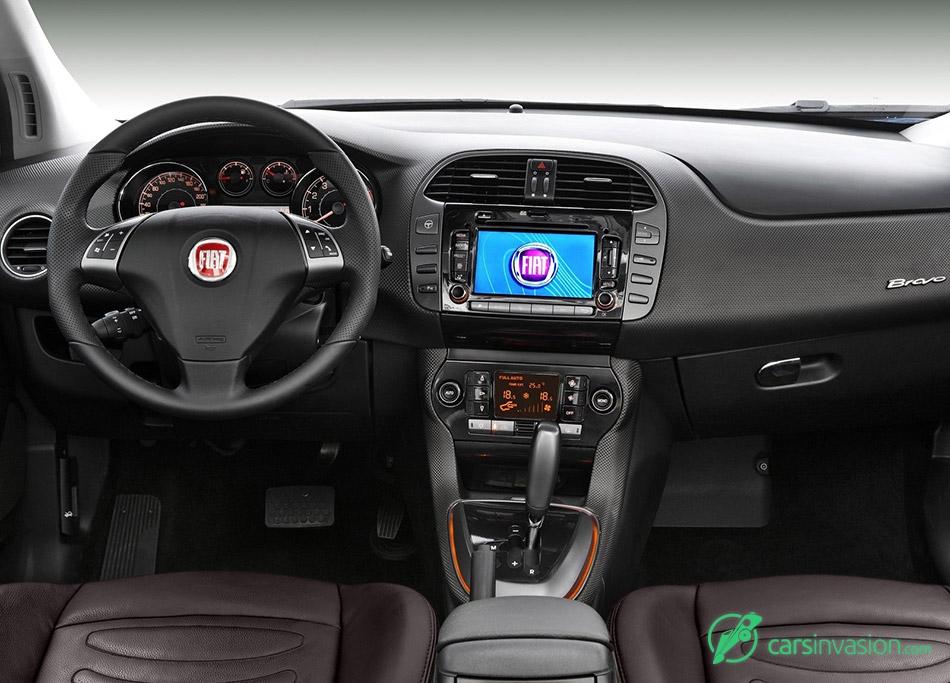 2011 Fiat Bravo Interior