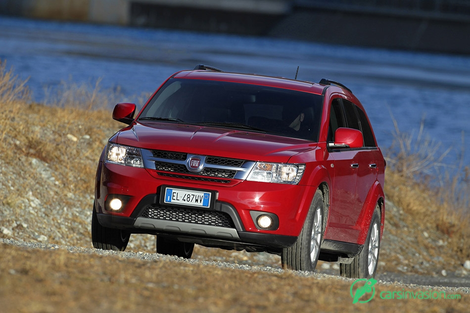 2012 Fiat Freemont Awd Hd Pictures Carsinvasion