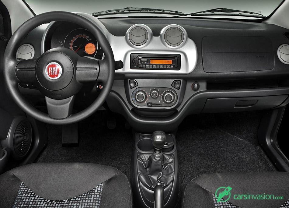 2011 Fiat Uno Interior