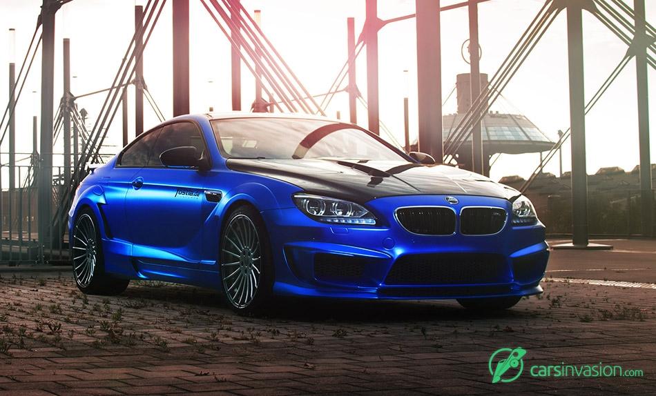 2015 Hamann BMW M6 Mirr6r Front Angle