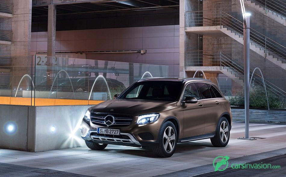 2016 Mercedes-Benz GLC Energy