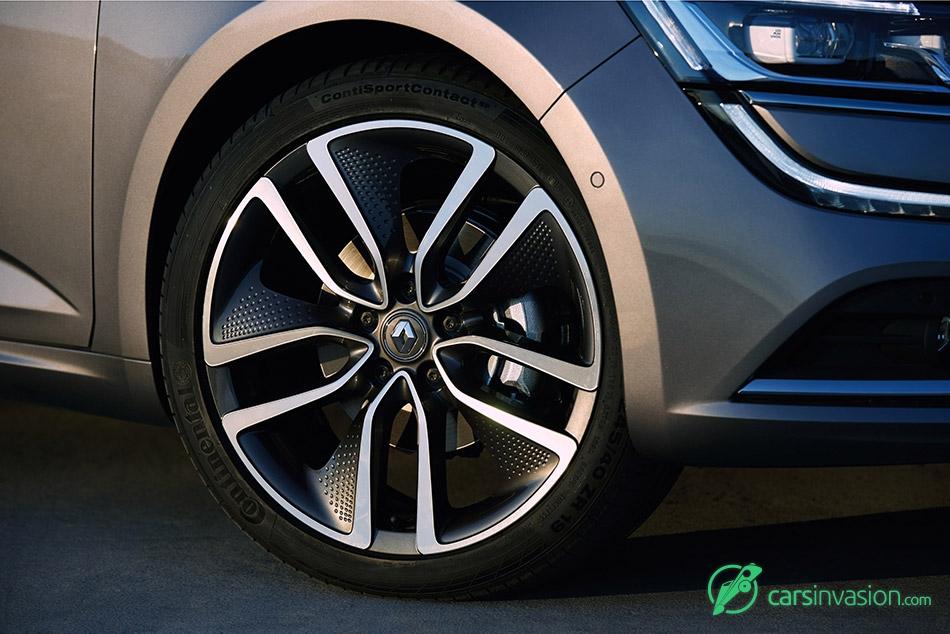 2016 Renault Talisman Wheels