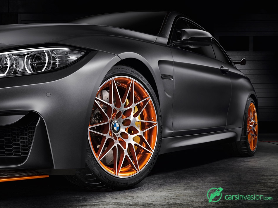 2015 BMW M4 GTS Concept Wheels