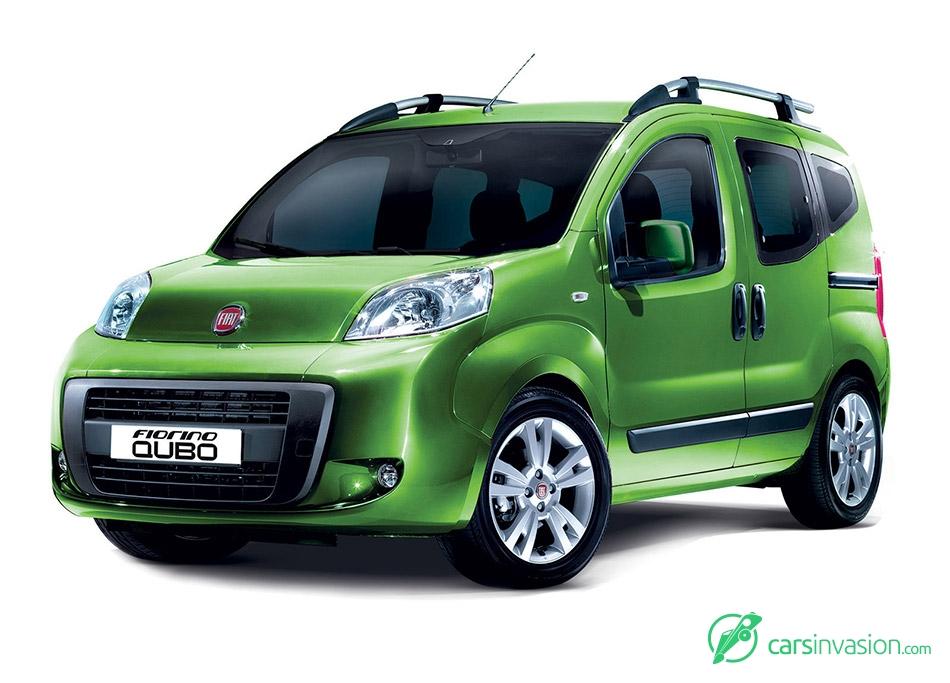 2009 Fiat Fiorino Qubo Front Angle