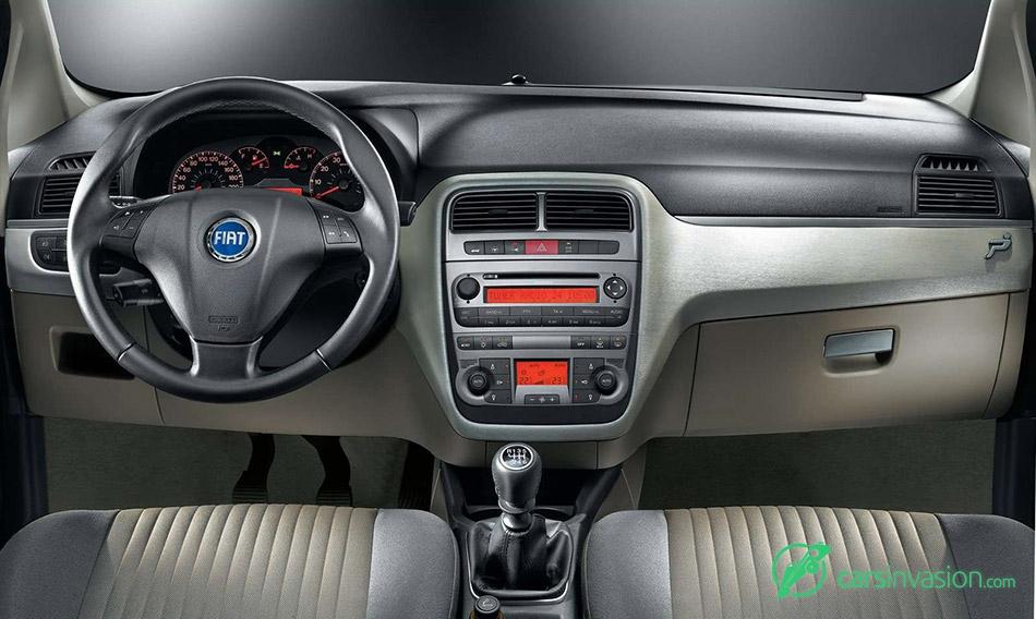 2005 Fiat Grande Punto Interior