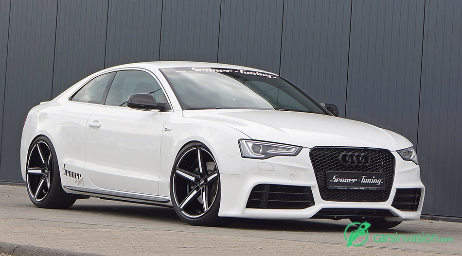 2015 Senner Audi S5 Coupe Front Angle