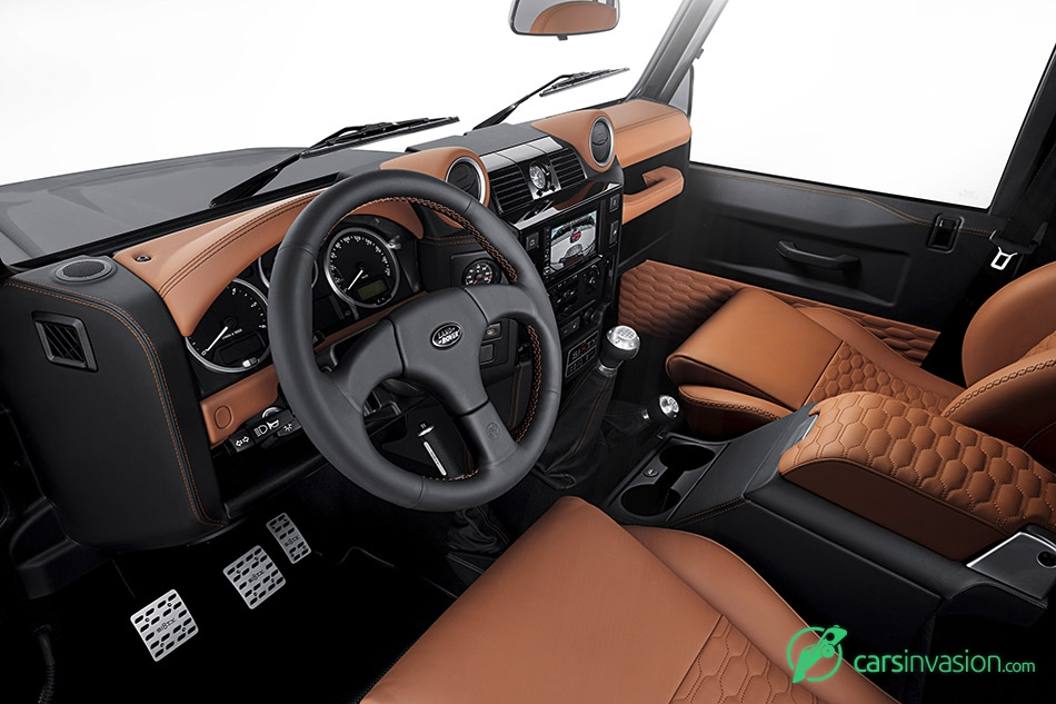 2015 Startech Land Rover Sixty8 Interior