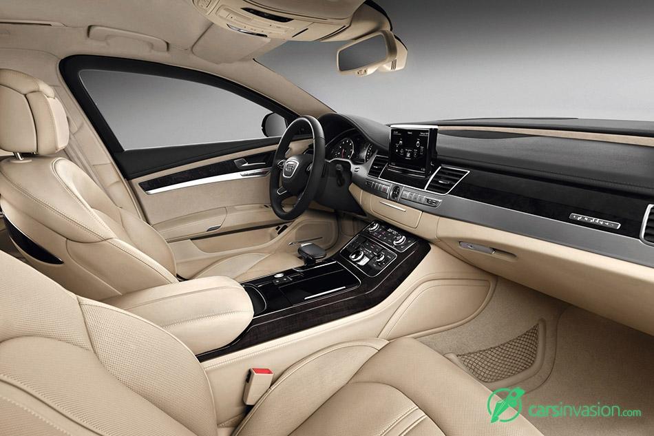 2016 Audi A8 L Security Interior