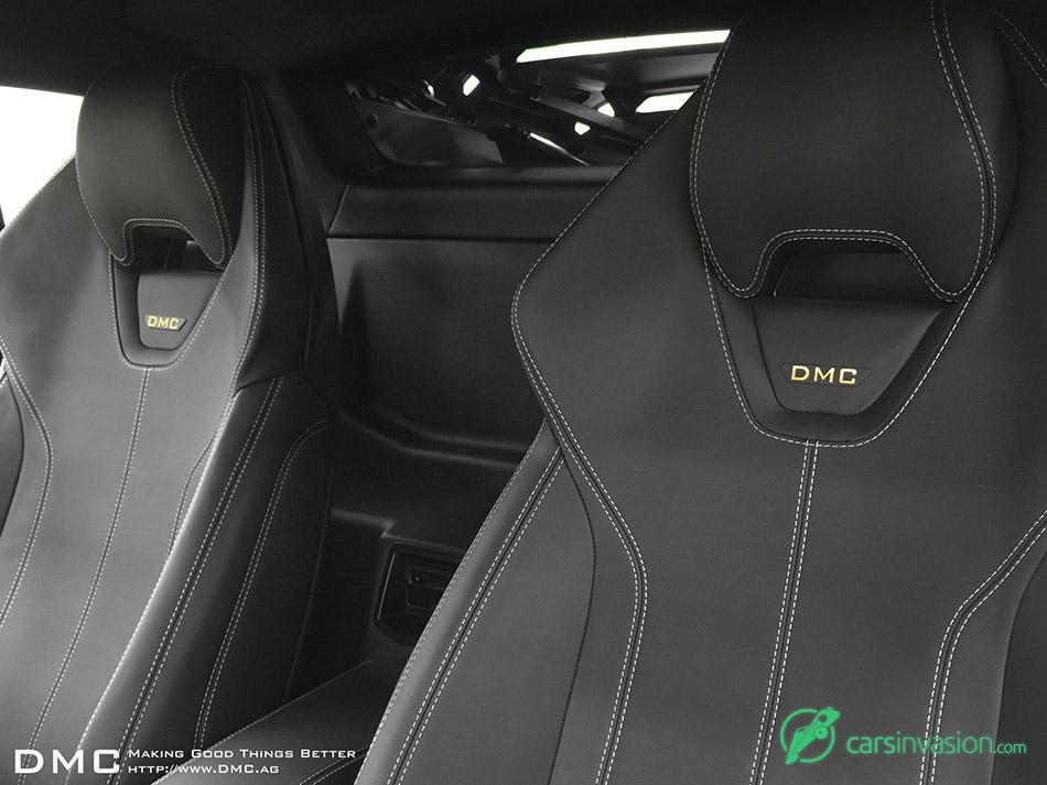 2015 Lamborghini Huracan LP1088 E-GT Front Seats