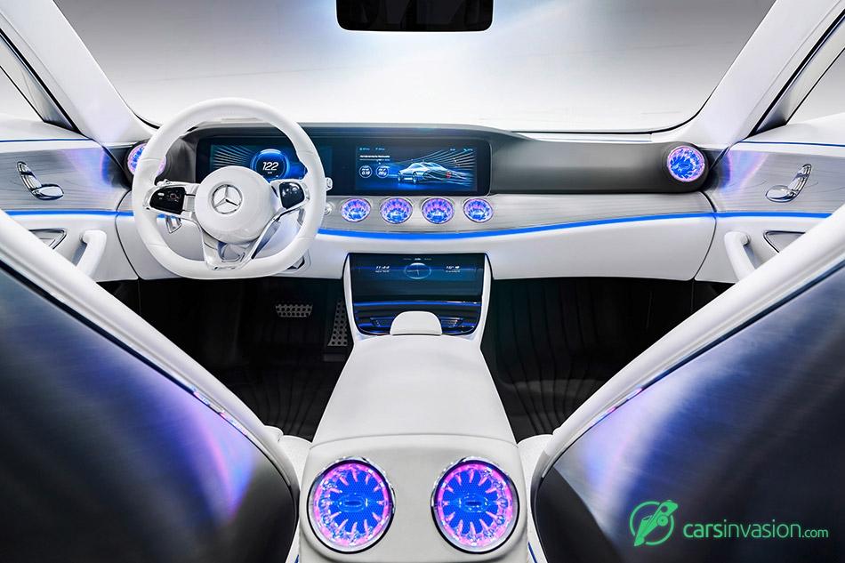 2015 Mercedes-Benz IAA Concept Interior