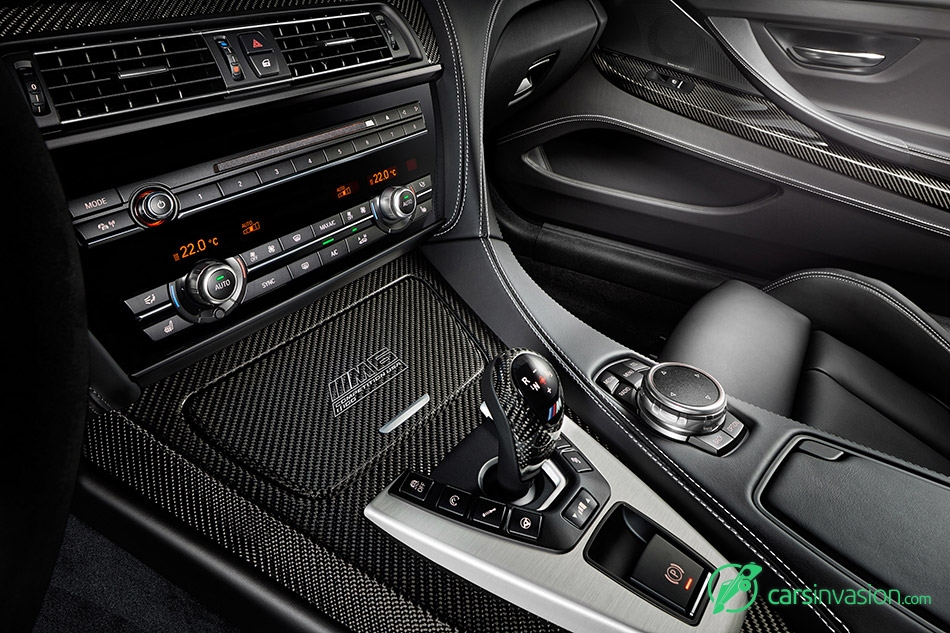 2016 BMW M6 Coupe Competition Edition Interior
