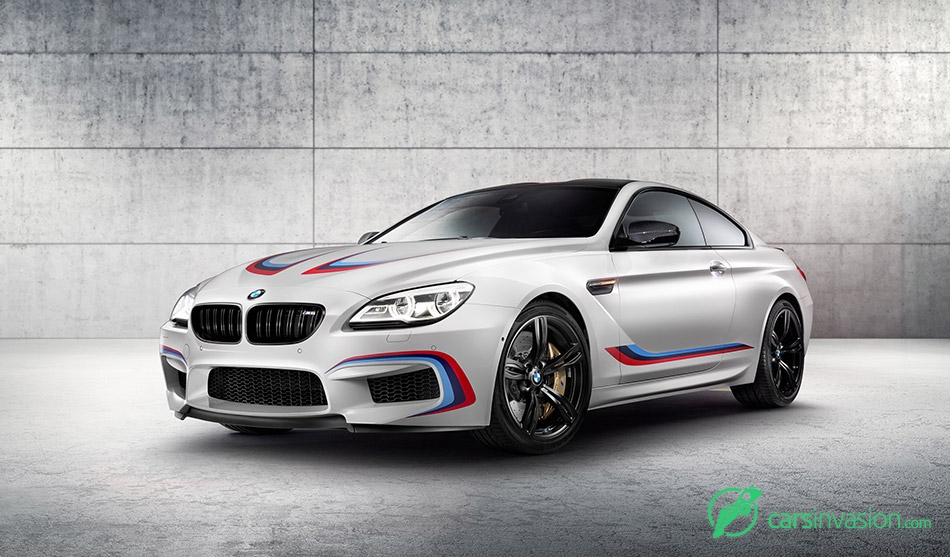 2016 BMW M6 Coupe Competition Edition Front Angle