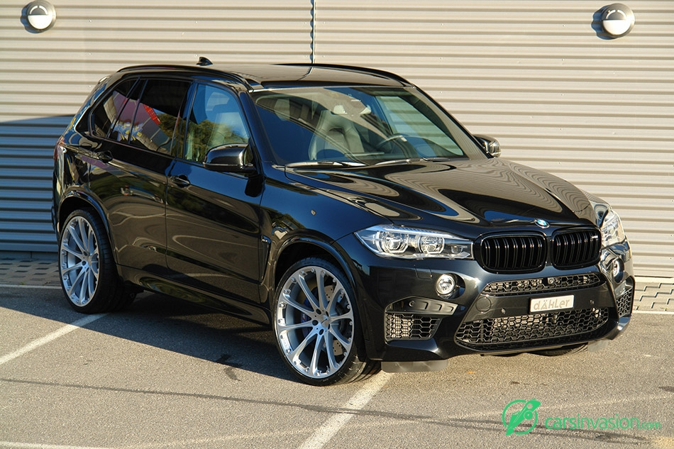 2015 Daehler BMW X5 Front Angle