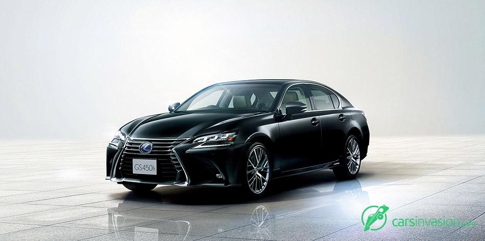 2015 Lexus LF-FC Concept Front Angle