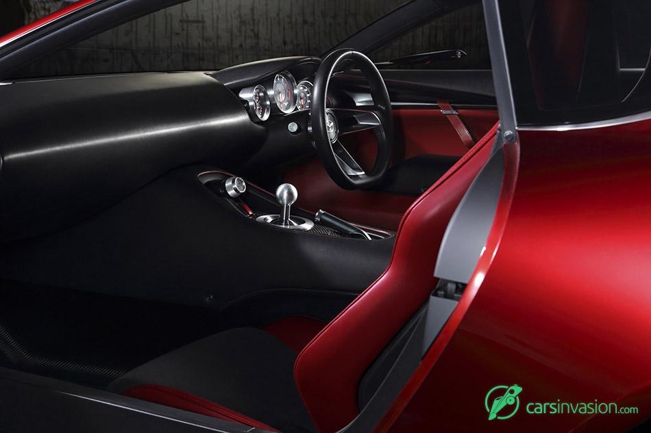 2015 Mazda RX-Vision Concept Interior