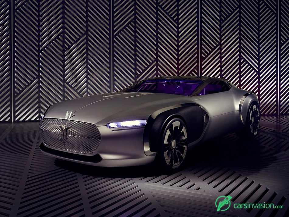 2015 Renault Coupe C Concept Front Angle