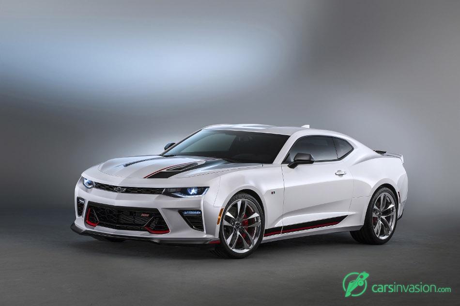 2016 Chevrolet Camaro Performance Concept