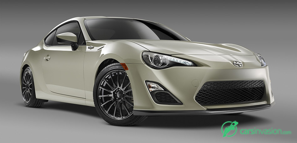 2016 Scion FR-S Release Series 2.0 Front Angle